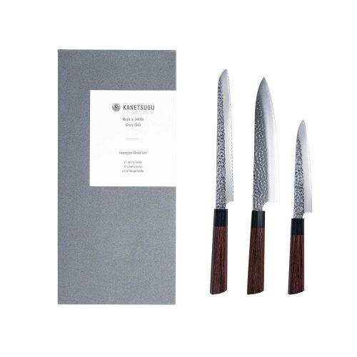 3-PIECE KNIFE SET